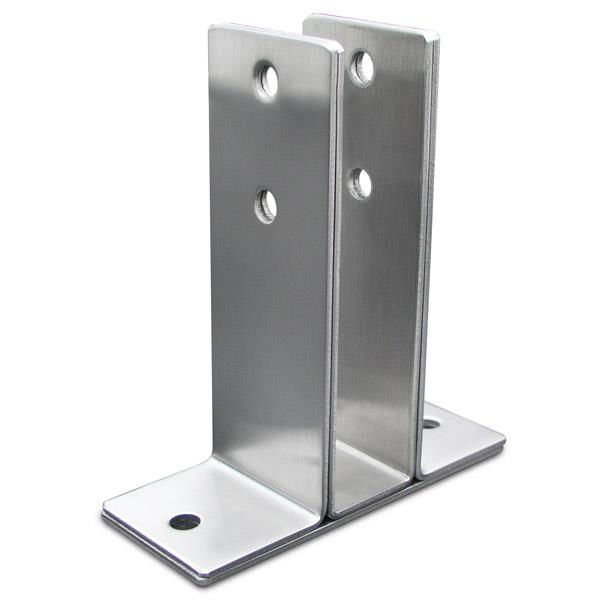 Urinal Screen Brackets For Toilet Partition Hardware Jacknob - Bathroom partition brackets