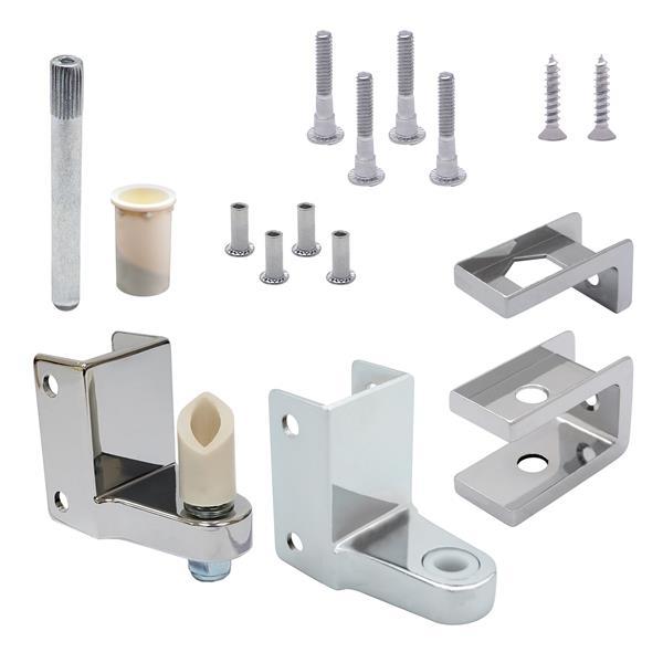Toilet Partition Hardware & Parts - Jacknob, #1 Online Store!