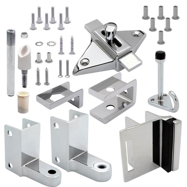 Bathroom Partition Hardware Amazing Bathroom Partition Hardware With - Bathroom partition hardware